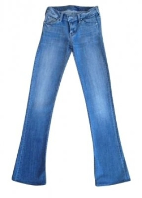 Preload https://item1.tradesy.com/images/mother-light-blue-dark-rinse-the-runaway-skinny-flare-boot-cut-jeans-size-25-2-xs-28020-0-0.jpg?width=400&height=650