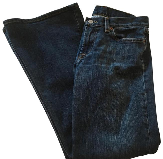 Item - Blue Medium Wash Dungarees Sweet'n Low Straight Leg Jeans Size 4 (S, 27)