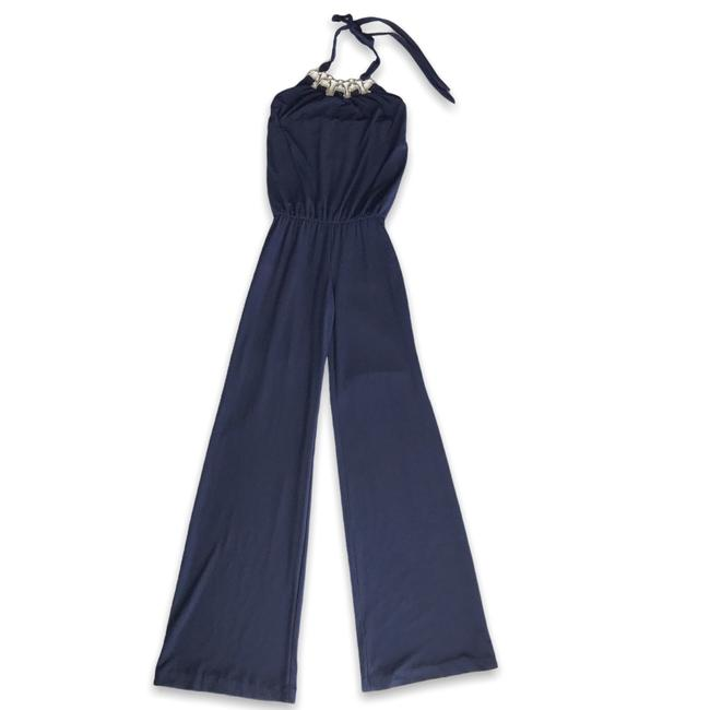 Item - Navy No Style Name Romper/Jumpsuit