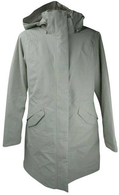 Item - Off White Vosque 3-in-1 Parka Hooded Women's Coat Size 4 (S)