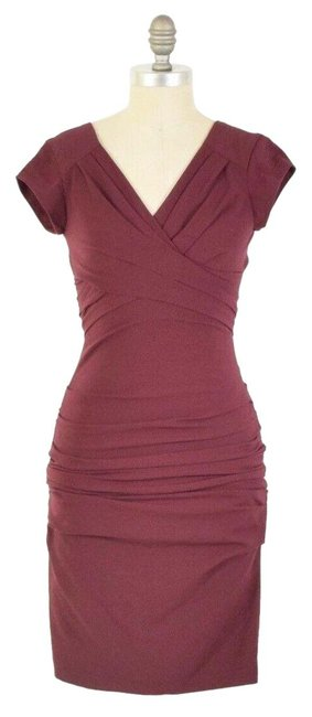 Item - Red Sweetheart Short Cocktail Dress Size 0 (XS)