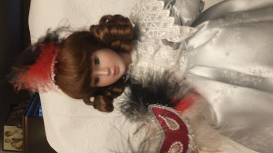 DESIGN BY YOKO ANTIQUE COLLECTOR DOLL
