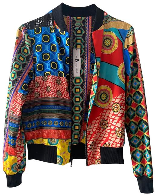 Item - Multicolor By Stacey Bendet Jacket Size 0 (XS)