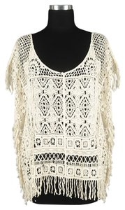 Boho Crochet Trendy Tunic