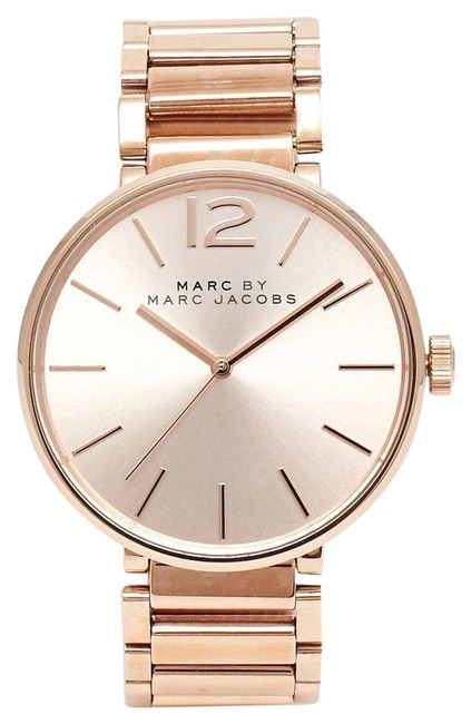 Marc by Marc Jacobs Rose Gold 'peggy' Watch Marc by Marc Jacobs Rose Gold 'peggy' Watch Image 1