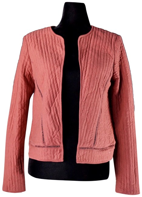Item - Rose Pink XS Akemi + Kin Quilted New Jacket Size 2 (XS)