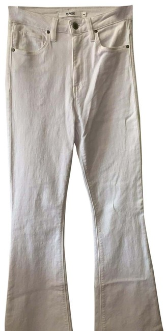 Item - White Light Wash Holly Flare Leg Jeans Size 2 (XS, 26)