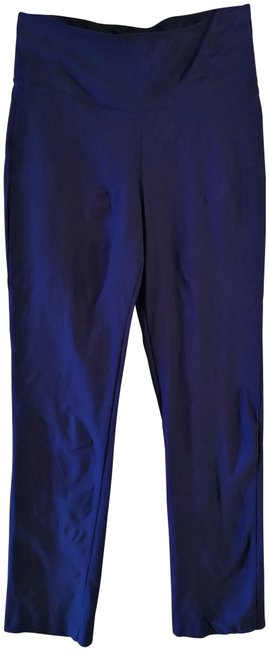 Item - Blue And Pull-on Stretchy Pants Size 8 (M, 29, 30)