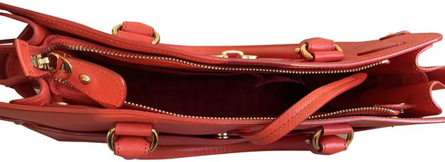 Item - Brianna Red Leather Tote