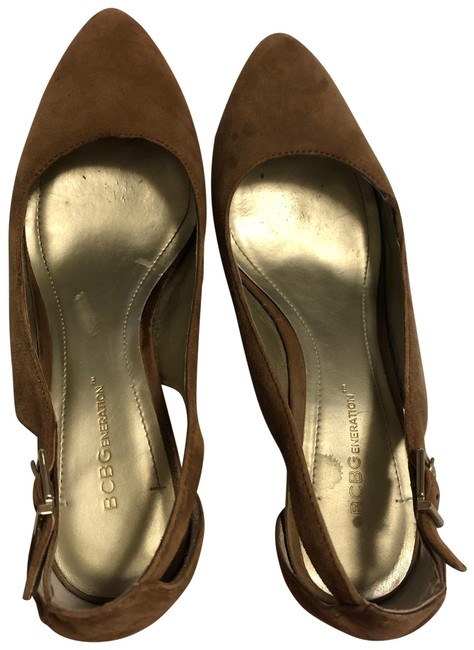 Item - Taupe Wedges Size US 8.5 Regular (M, B)