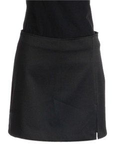 Max Studio Mini Skirt Black