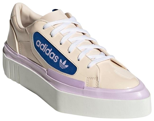 Item - Multicolor W Hypersleek Patent Leather W/ Chunky Outersole Bnib. Sneakers Size US 8 Narrow (Aa, N)