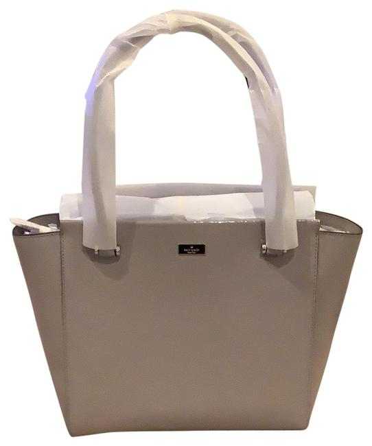 Item - Soft Taupe Patent Leather Tote