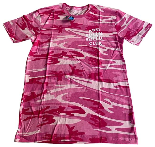 Item - Pink Small Tee Shirt Size 6 (S)