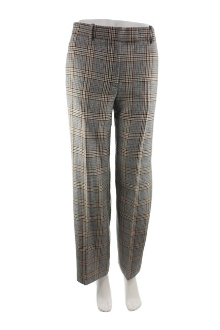 Item - Plaid Wool Blend Houndstooth Pants Size 4 (S, 27)