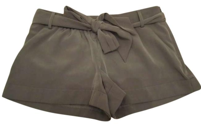 Item - Olive Silky Shorts Size 4 (S, 27)