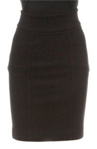 BCBG MAX AZRIA Mini Skirt Black