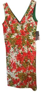 Donna Ricco short dress Multi on Tradesy