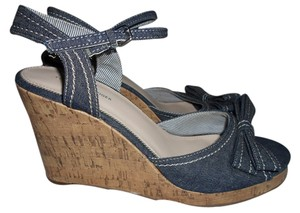 Tommy Hilfiger Denim Blue Sandals