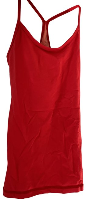 Item - Red Back Tank Top/Cami Size 2 (XS)