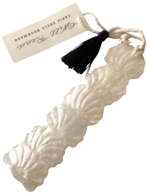 Item - Ivory Mother Of Pearl Shell Bookmark