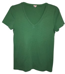 J.Crew Cotton T Shirt Kelly green