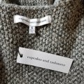cupcakes and cashmere Gray Kline Tonal Leopard Cardigan Size 4 (S) cupcakes and cashmere Gray Kline Tonal Leopard Cardigan Size 4 (S) Image 6