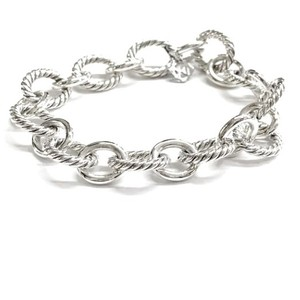 David Yurman GORGEOUS!! David Yurman Large Oval Link Bracelet