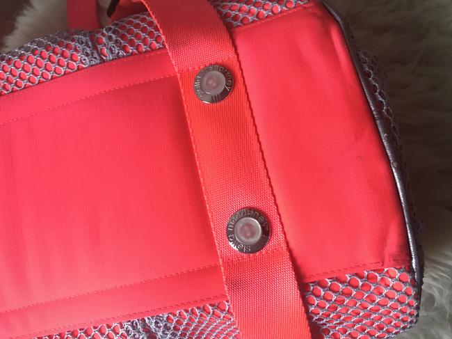 adidas By Stella McCartney Tote Backpack Tennis / Red Polyester Weekend/Travel Bag adidas By Stella McCartney Tote Backpack Tennis / Red Polyester Weekend/Travel Bag Image 11