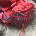 adidas By Stella McCartney Tote Backpack Tennis / Red Polyester Weekend/Travel Bag adidas By Stella McCartney Tote Backpack Tennis / Red Polyester Weekend/Travel Bag Image 3