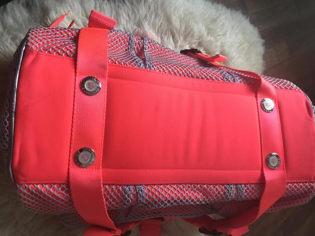 adidas By Stella McCartney Tote Backpack Tennis / Red Polyester Weekend/Travel Bag adidas By Stella McCartney Tote Backpack Tennis / Red Polyester Weekend/Travel Bag Image 10