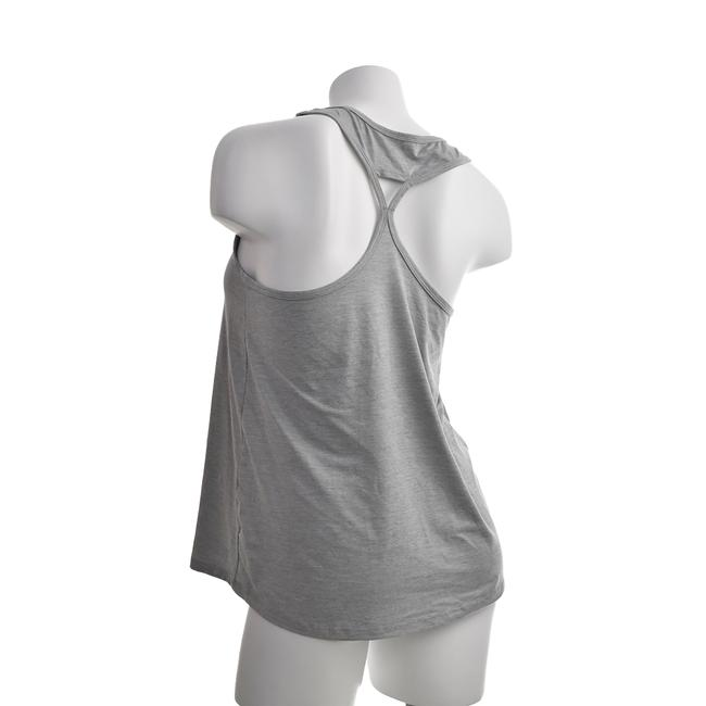 C9 Champion Grey Athletic Sports Stretchy Tank I Slay All Day Activewear Top Size 10 (M) C9 Champion Grey Athletic Sports Stretchy Tank I Slay All Day Activewear Top Size 10 (M) Image 2