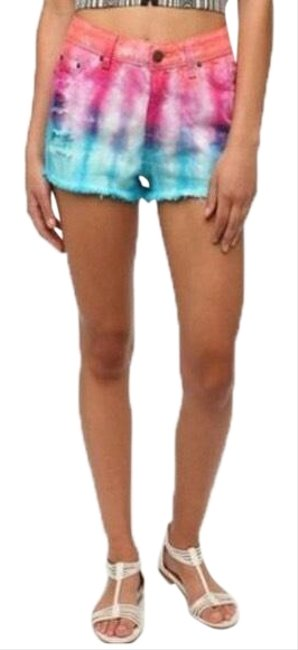 Item - High Rise Cheeky Shorts Size 8 (M, 29, 30)