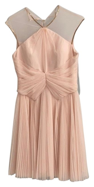 Item - Pink Short Cocktail Dress Size 8 (M)