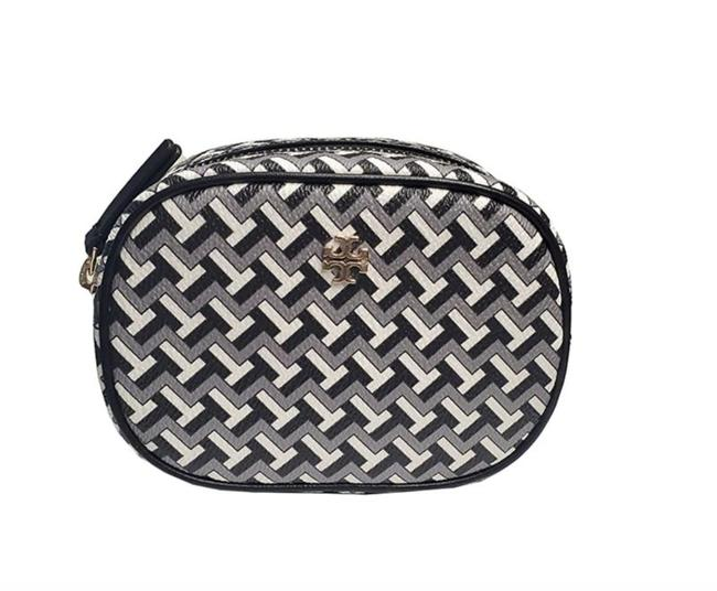 Item - Black Tzag Pouch Clutch Cosmetic Bag