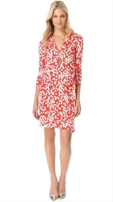 Item - Coral New Jeanne Short Casual Dress Size 2 (XS)