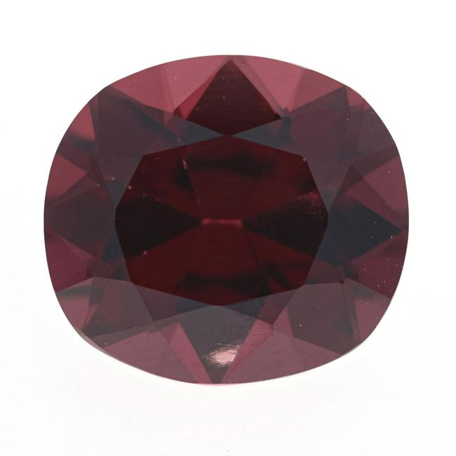 Item - Red Loose Spinel - Cushion Cut 5.04ct Solitaire