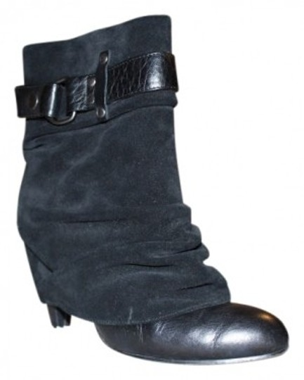 Preload https://item2.tradesy.com/images/gunmetal-black-slouchy-with-buckle-bootsbooties-size-us-8-regular-m-b-28056-0-0.jpg?width=440&height=440