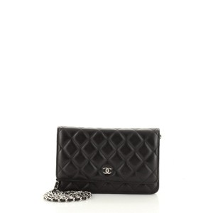 Chanel Chanel Wallet on Chain Quilted Lambskin