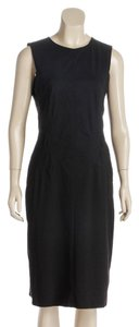 Jil Sander short dress Black on Tradesy