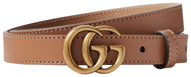 Gucci Leather Size 95 Belt Gucci Leather Size 95 Belt Image 1