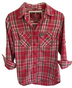 Super Dry Button Down Shirt