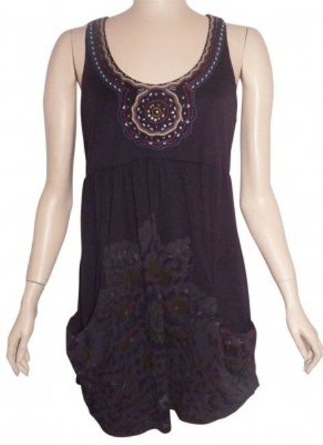 Preload https://item3.tradesy.com/images/anthropologie-purple-c-keer-knit-knee-length-short-casual-dress-size-10-m-28062-0-0.jpg?width=400&height=650