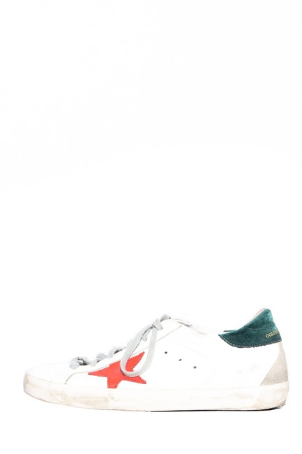 Golden Goose Deluxe Brand White Sneakers Size EU 40 (Approx. US 10) Regular (M, B) Golden Goose Deluxe Brand White Sneakers Size EU 40 (Approx. US 10) Regular (M, B) Image 1