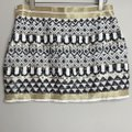 May & July Black White Gold Geometric Sequin Skirt Size 8 (M, 29, 30) May & July Black White Gold Geometric Sequin Skirt Size 8 (M, 29, 30) Image 6