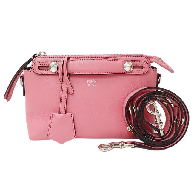 Item - By The Way Small Handbag 2way Pink Leather Shoulder Bag