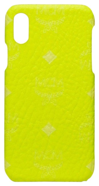 Item - Neon Yellow XS Iphone X / Cell Phone Case In Visetos Mze9avi38yn001 Tech Accessory
