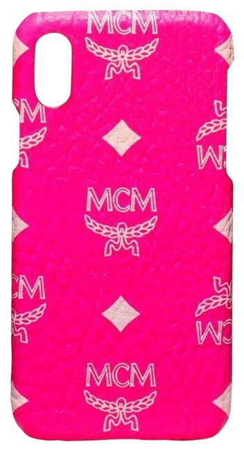 Item - Neon Pink XS Iphone X / Cell Phone Case In Visetos Mze9avi38qp001 Tech Accessory