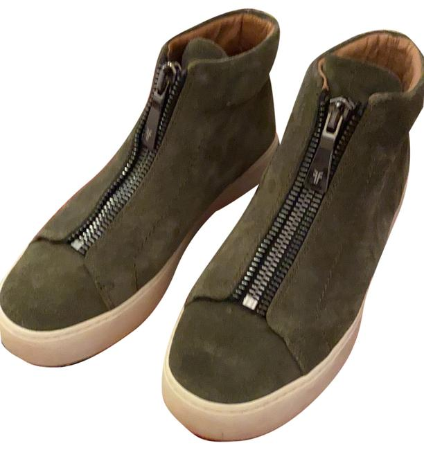 Item - Forest Lena Zip High Sneakers Size US 7.5 Regular (M, B)