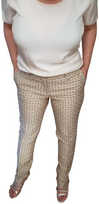 Item - Silver and Gold Pants Size 10 (M, 31)